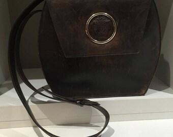 Versace vintage Leather Bag
