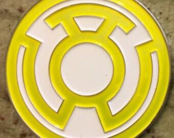 Green Lantern Challenge Coins - FEAR