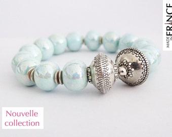 Water green Olympus bracelet