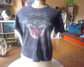 vtg t-shirt dragon the mountain
