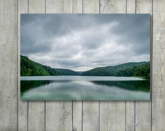 Lake Wall Art lake wall art | etsy