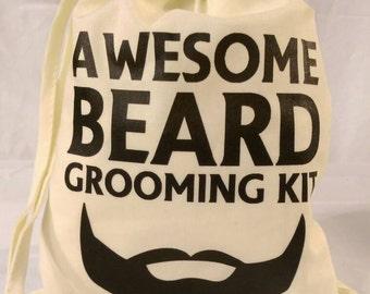 grooming kit etsy uk. Black Bedroom Furniture Sets. Home Design Ideas