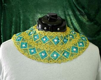 Cleopatra Neck Collar, Royalty
