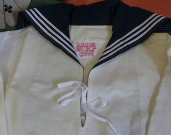 Sailor in cotton!