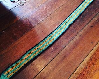 Crochet Guitar Strap Handmade