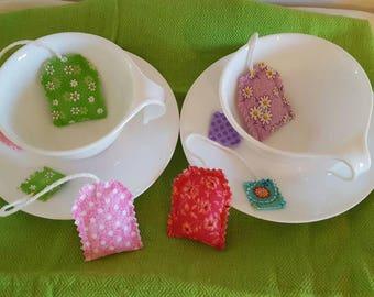 Tea Party Tea Bags