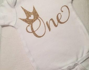 One Crown Onesie