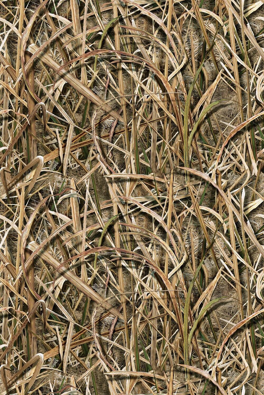 Mossy Oak Shadow Grass Blades Camo Vinyl Roll Outdoor