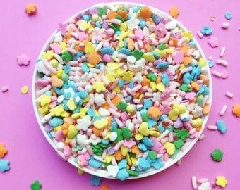 Edible Sprinkles - Mamma Mia Sprinkle Mix - Limited Edition - - 4 oz