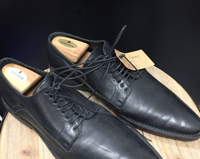 Christian Dior Homme Men's Brown Leather Dress Shoes Sz IT 44 US 11