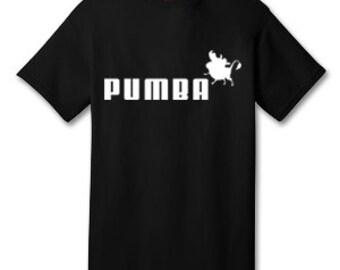 PUMBA 100% Cotton Tee Shirt #D003