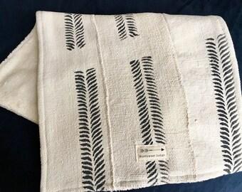 African Mudcloth Tea Towel