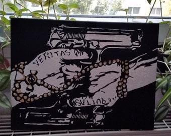 Der Blutige Pfad Gottes ( Norman Reedus ) Handmade