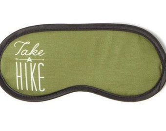 Take a Hike Eye Mask - Sleeping Mask
