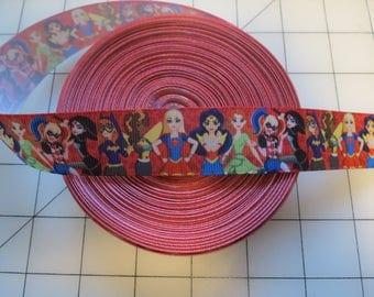 Super Women (and super villians) ribbon