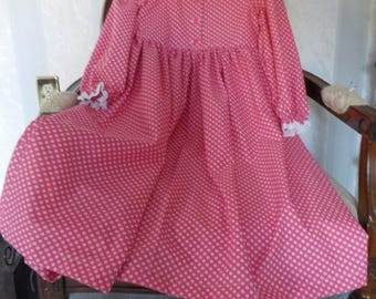 Girls size 8 pioneer dress[Ready to Ship]