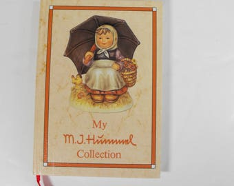 My M.J. Hummel Collection Book with Pictures  (1062)
