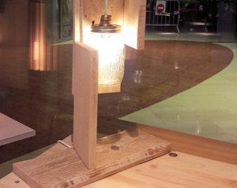 Bedside lamp, desk or table