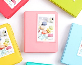 Instax mini Album, Polaroid photo Album For 64 + 1 photos