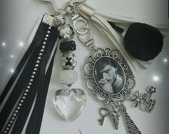 Jewel of bag/door key Fifty shades