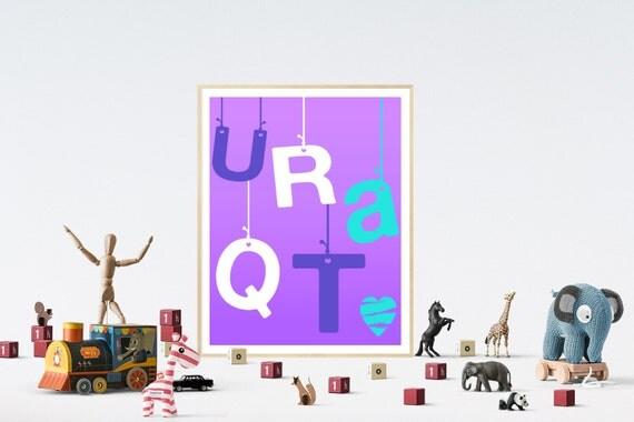 Cute, Printable Art, Kids Art, Gift For Kids, Wall Art, Art Print, Art Prints, Digital Paper, Printables, Modern Wall Art, Kids Room Decor