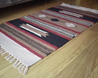 Handmade Cuttshuttle Rug