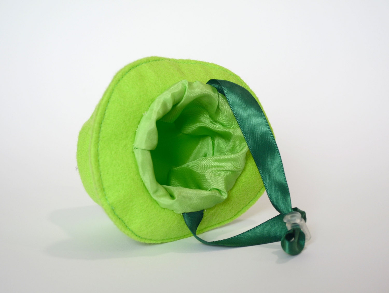 irish cat top hat st patrick u0027s day shamrock hat pet top hat