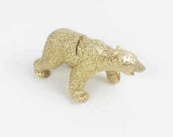 Polar Bear Place Card Holder