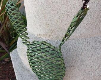 Prickly Pear Cactus Sculpture