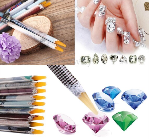 Wax Picking Up Pencil Pen Tool For Rhinestones Gems