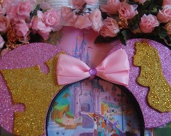 The sleeping princess  - Handmade Ears