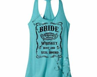 Bride Wedding Whiskey