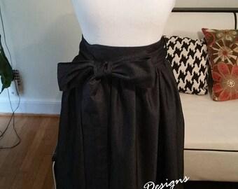Maxi Skirt- Denim