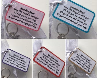 Guardian Angel Keepsake Gift.. To Guide And Protect You.. As You Travel Through Day..