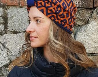 jersey orange turban