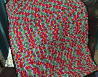 Toddler Fiesta Blanket