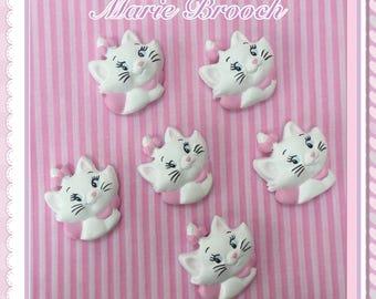 Disney Marie brooch pin