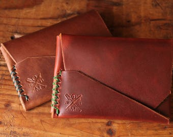 Gun Deck™ Wallet -- Miscellaneous leathers