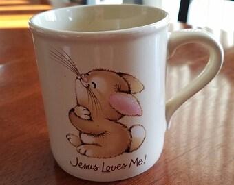 Hallmark Bunny Mug