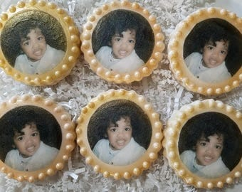 Customized Photo Image Sugar Cookie