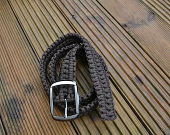 Paracord 550 Belt