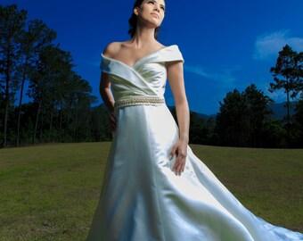 BRIDAL FRAME IVORY