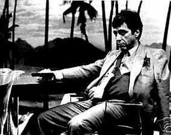 Rare SCARFACE Al Pacino 8x10 Photo Print