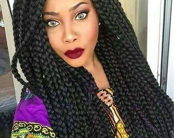Ade Ori Handmade braided wig
