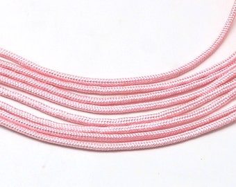 Paracord 2mmx5m pink