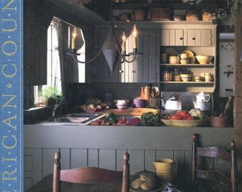 TIME-LIFE: American Country-The Country Kitchen