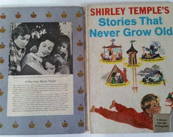 Shirley Temple's Stories that Never Grow Old, 1958