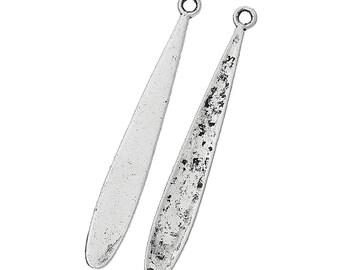 6 drops metal silver color ethnic trend