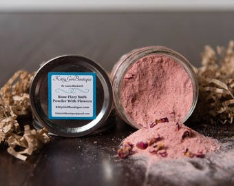 Rose Garden Fizzy Bath Powder