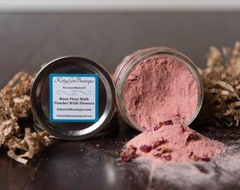 Rose Garden Fizzy Bath Powder